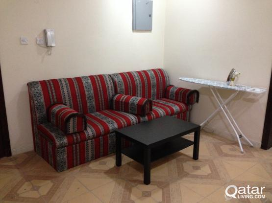 FURNISHED SHARING SPACE AVAILABLE FOR AN INDIAN EXECUTIVE BACHELOR IN NAJMA - DOHA.