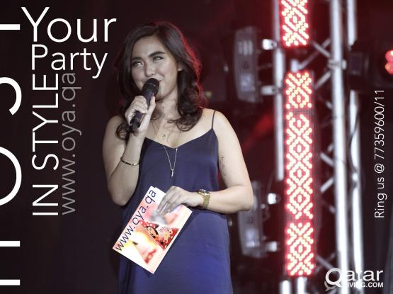 Hosting Events