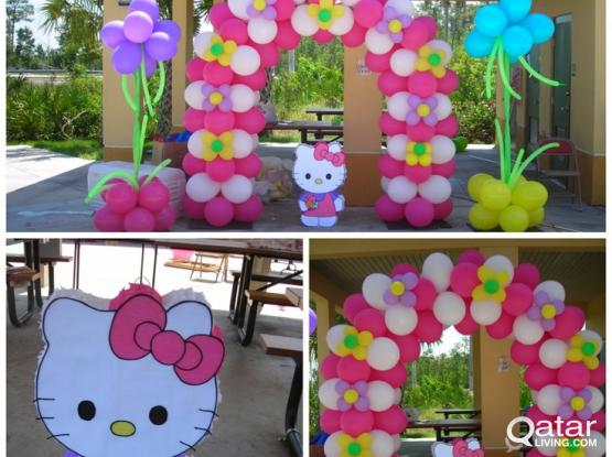 All Kind of Events Decorations