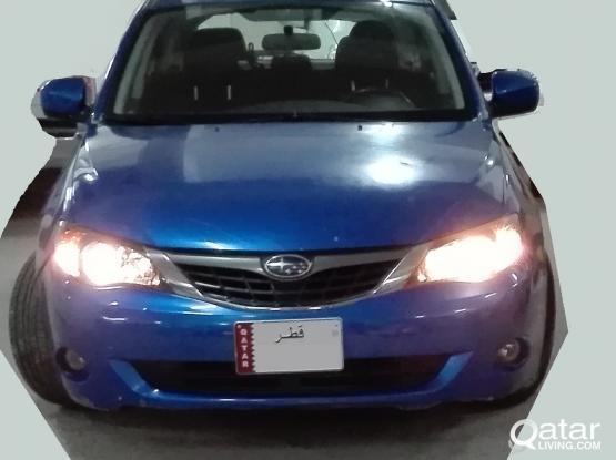 Subaru Imperza 2008