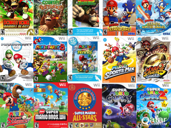 Nintendo Wii hack + 75 games