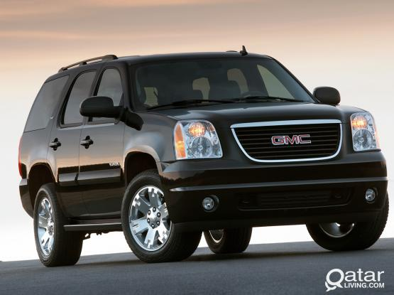 Rent & Own GMC Yukon -2014 model.