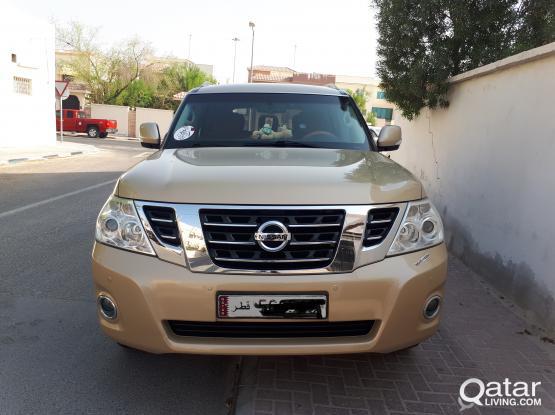 Nissan Patrol 2013