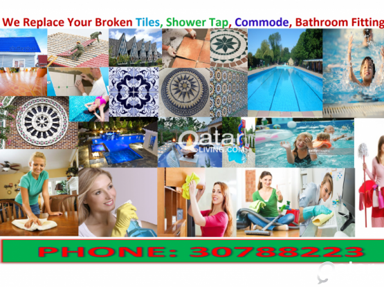 TILES,ELECTRIC,PAINTING, GYPSUM,MAINTENANCE HOME.Business No 33685636 (24 Hrs.) *Cheap & C