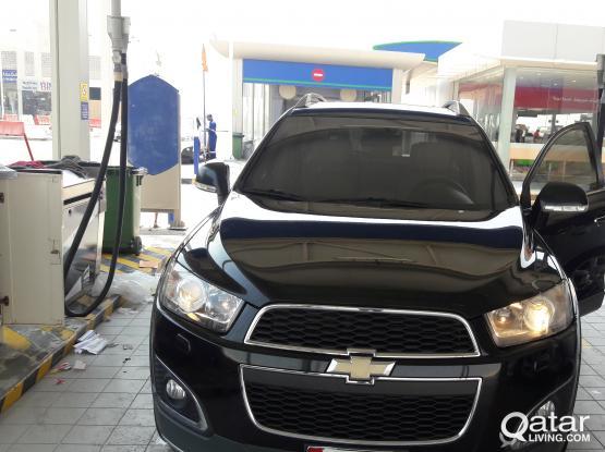 Chevrolet Captiva LTZ 2015