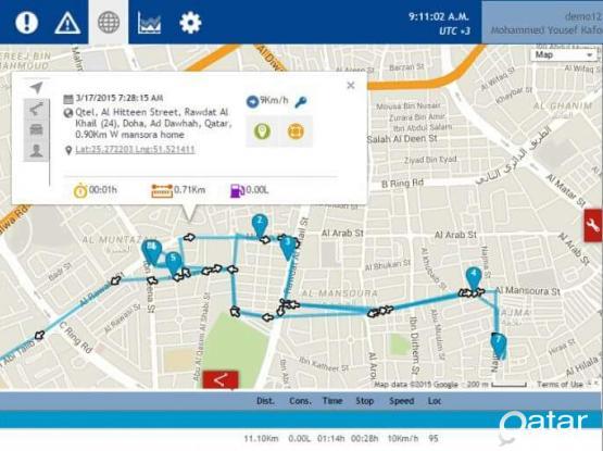 GPS VEHICLE TRACKING SYSTEM ()