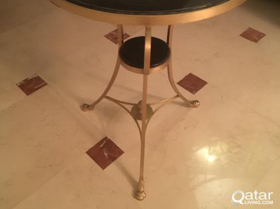 Small Marble Table