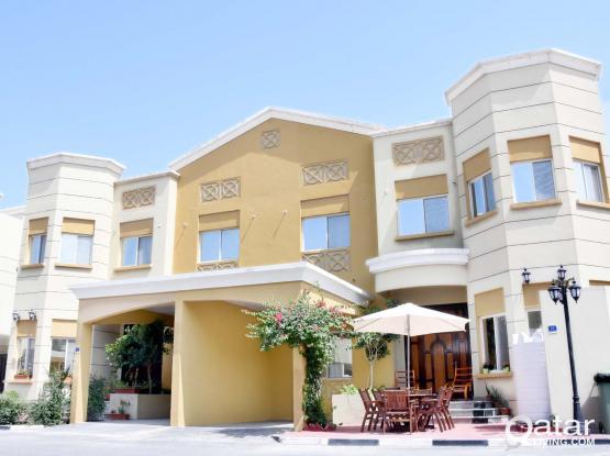 DIRECT DEAL -4 BEDROOM+MAID ROOM UNFURNISHED VILLA AT AL GHARAFA-NEAR LULU HYPER MARKET