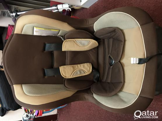 Baby items - Stroller, Car seat & Feeding chair