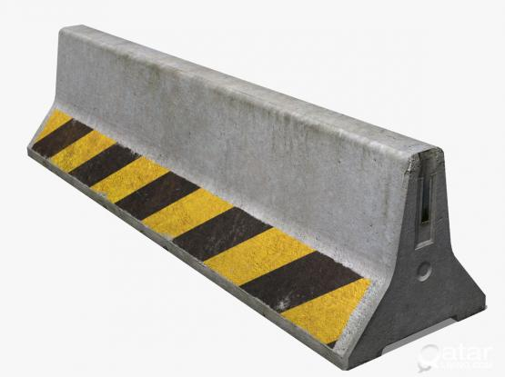 Looking for Concrete Barrier