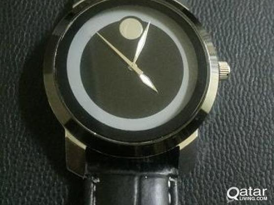 Movado watch, New