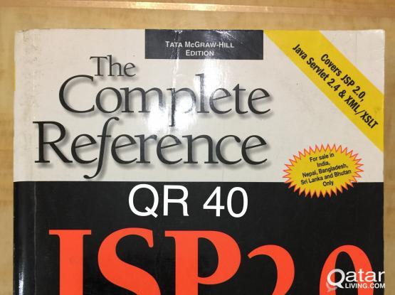 Java, Oracle, VB, ASP books available