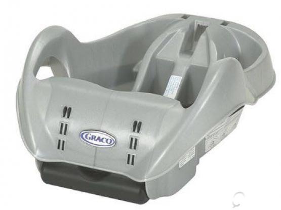 Graco car seat with base good condition 200 qar