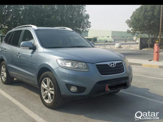 Hyundai SantaFe 2011