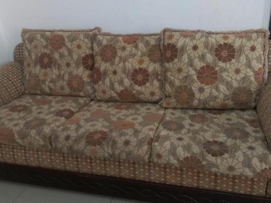 Pre loved 7 seater sofa for sale