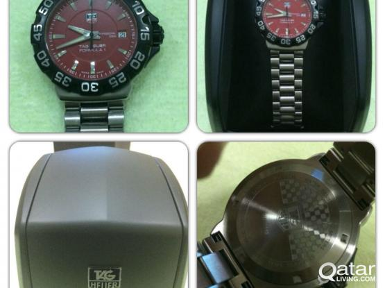 Tag Heuer Formula 1 watch for sale