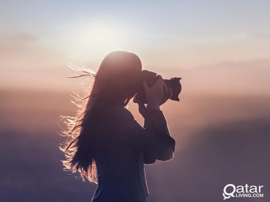 Qatar Ladies Photographer
