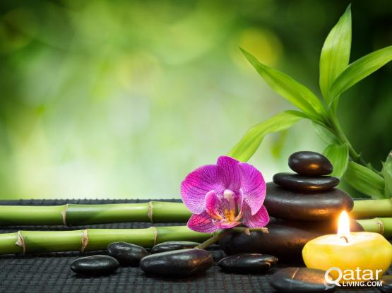 Massage and body treatments at your doorsteps
