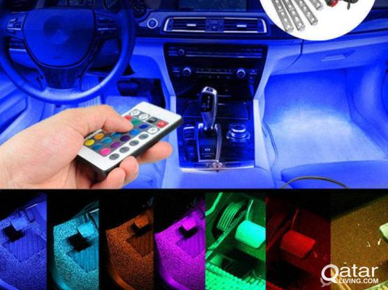 Car interior LED Color Changeable