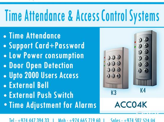 Time Attendance / Access Control systems. Infocent