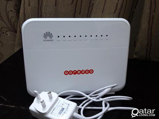 Ooredoo router for sale