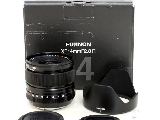 Fujifilm XF 14mm f/2.8 in excellent condition