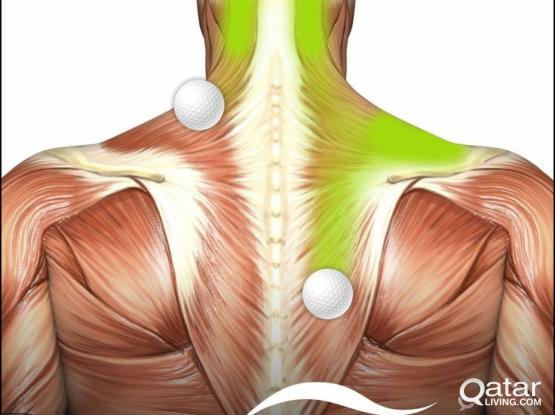 TRIGGER POINT THERAPY  MASSAGE(PAIN RELIEF)