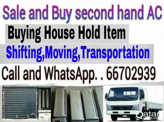 Shifting moving transportation service. Sale and buy AC 66702939