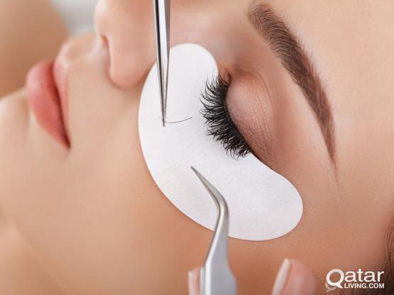 EYELASH EXTENSIONS STUDIO