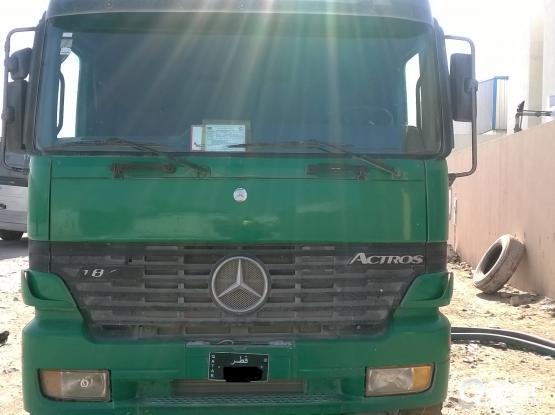 Mercedes Actros 2001