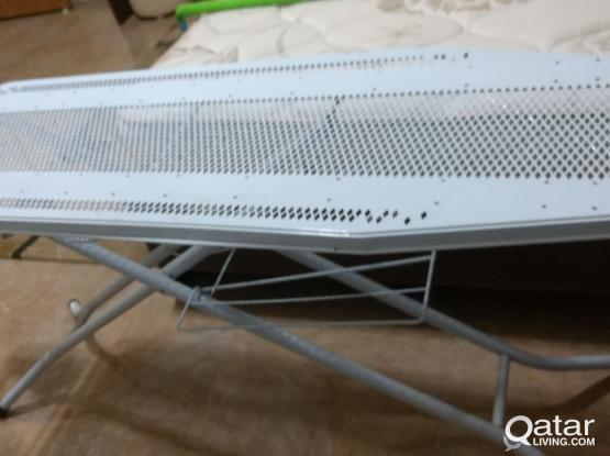 Ironing table- 1 piece without cover