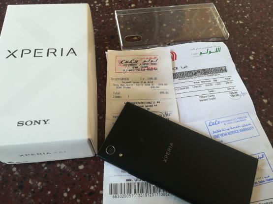 Swap Sony Xperia XA1 new 2 week only full box