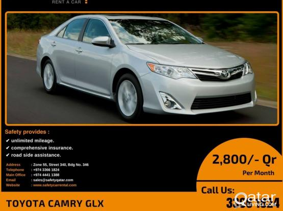 Camry Glx for Rent