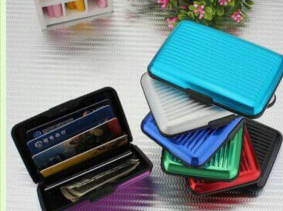 Card aluminum Holder wholesale price only 19 Qr