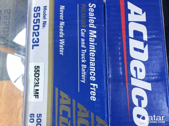 ac delco batteries (update lowest price) | qatar living