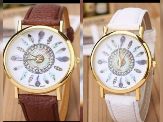 Ladies  stylish fashion watches Big offers Only 25