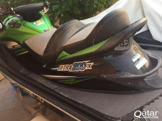 Kawasaki Jet Ski- what a bargain!
