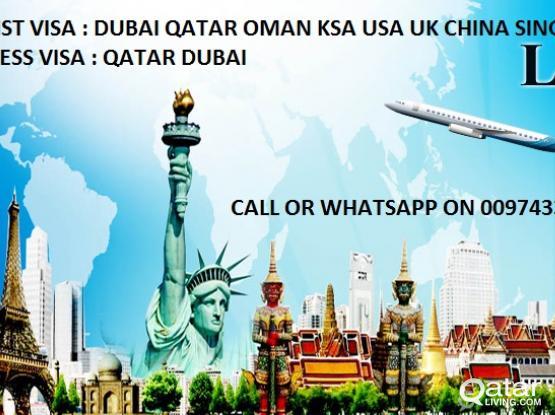 ##TOUR VISA 300QR BUSINESS VISA 500
