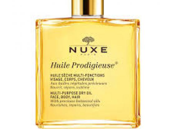 NUXE oil new only 160 QR I brought it price 199 Qr