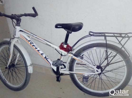 RALLY BYCYCLE FOR SALE
