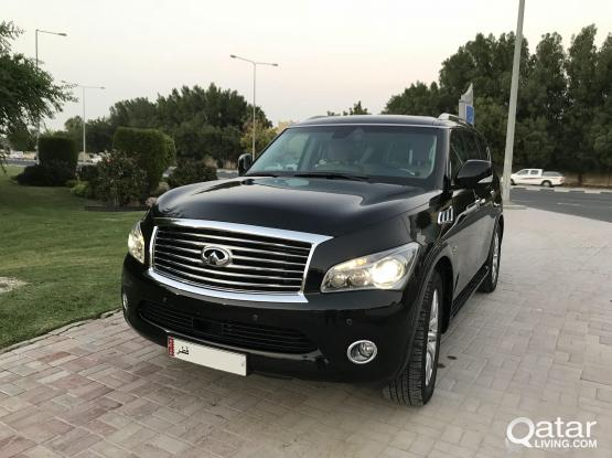 2014 QX80 in ideal condition