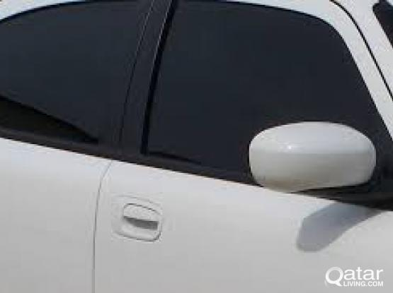 Car Window Tint Service