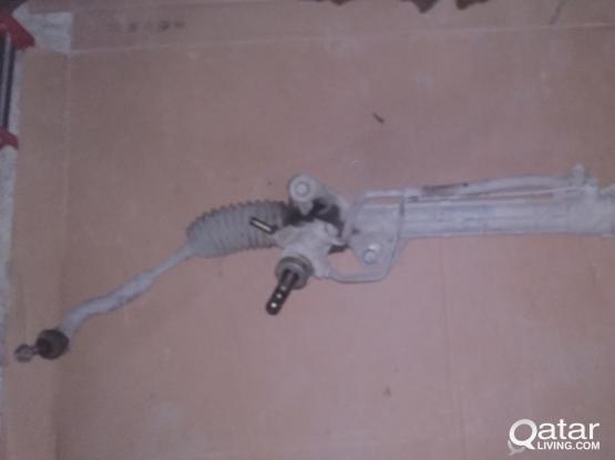 Mazda6 steering box