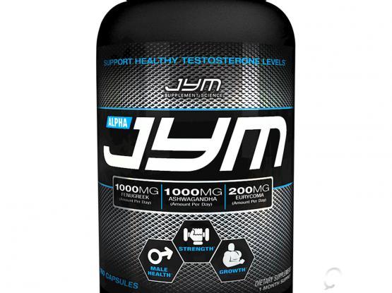 Healthy Testosterone Booster- JYM Alpha JYM