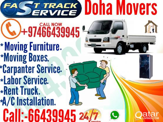 (Low price) House Shifting & moving packing Carpenter Transportation service