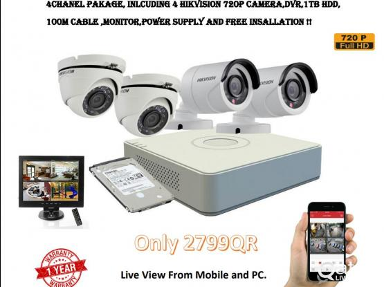 CCTV Camera Works