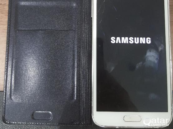 GalaxyS5 lte broken screen . working perfect 16 gb