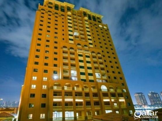 Large One Bedroom Flat Porto Arabia- Tower 24