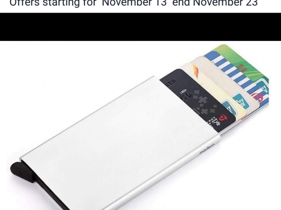 Holders big offers now Normall types 20 Qr