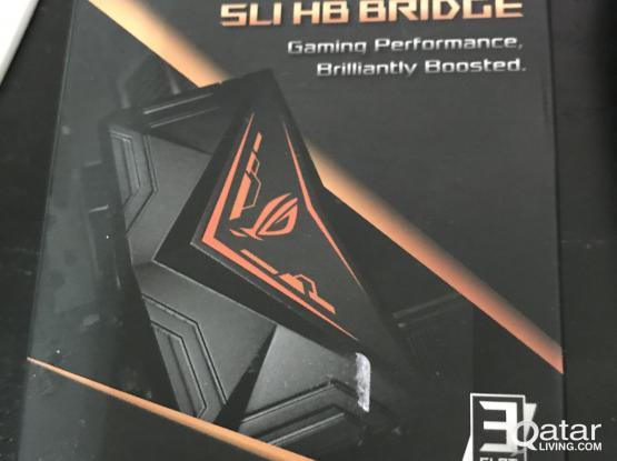 Asus sli bridge 1 slot spacing